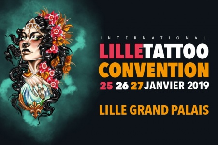 International Lille Tatoo Convention
