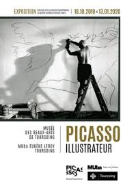 Exposition PICASSO illustrateur