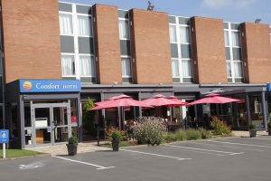 COMFORT HOTEL LILLE L'UNION TOURCOING